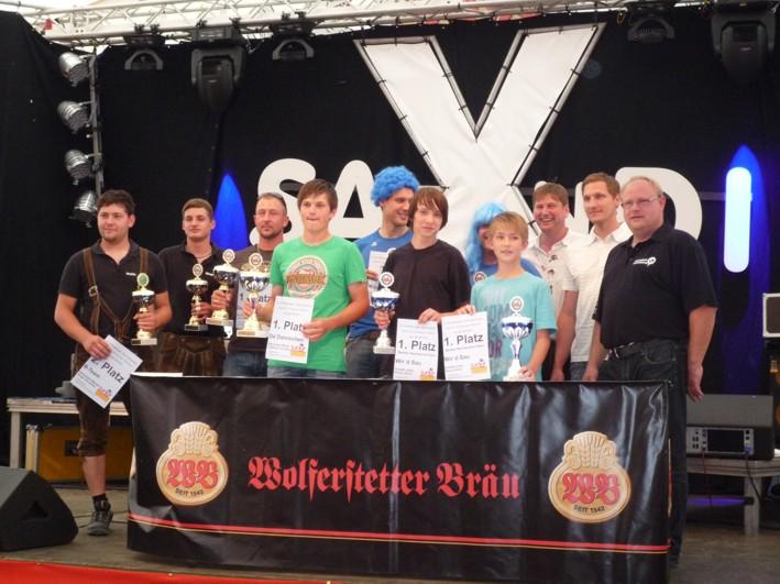 Gewinner Sautrog 2011