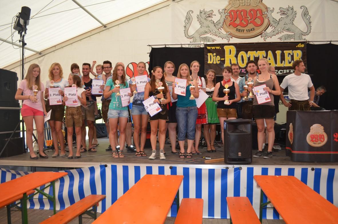 Gewinner Sautrogrennen 2013