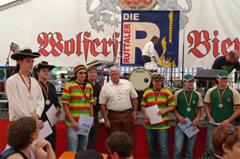 Sautrog Sieger 2009