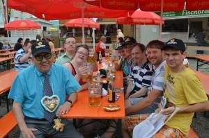 Ortenburger Volksfest-Handicaptag