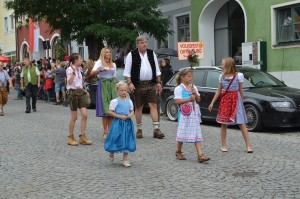Ortenburger Volksfest-Umzug