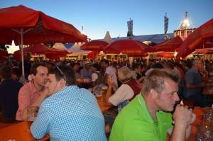 Ortenburger Volksfest-Festplatz